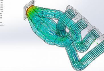Applications of CFD in Automotive Industries